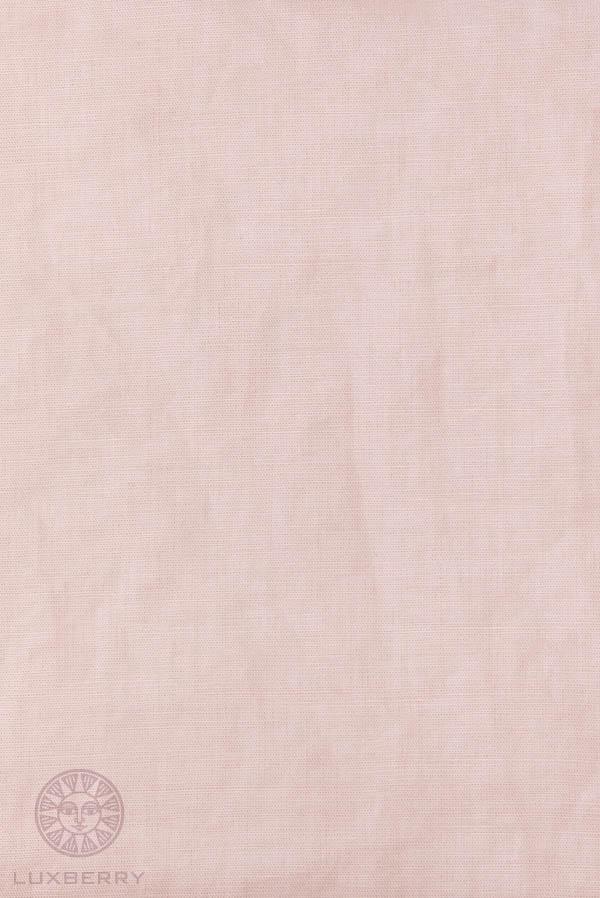 Наволочки BOVI Наволочка Linen Цвет: Розовый  (50х70 (1 шт))