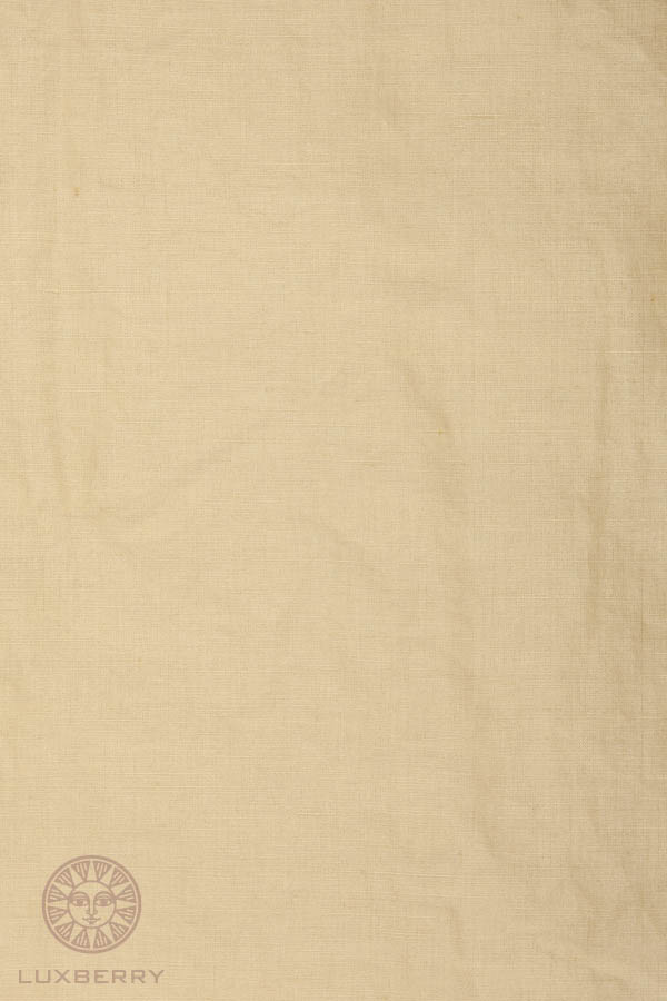 Наволочки BOVI Наволочка Linen Цвет: Горчичный (70х70 (1 шт))