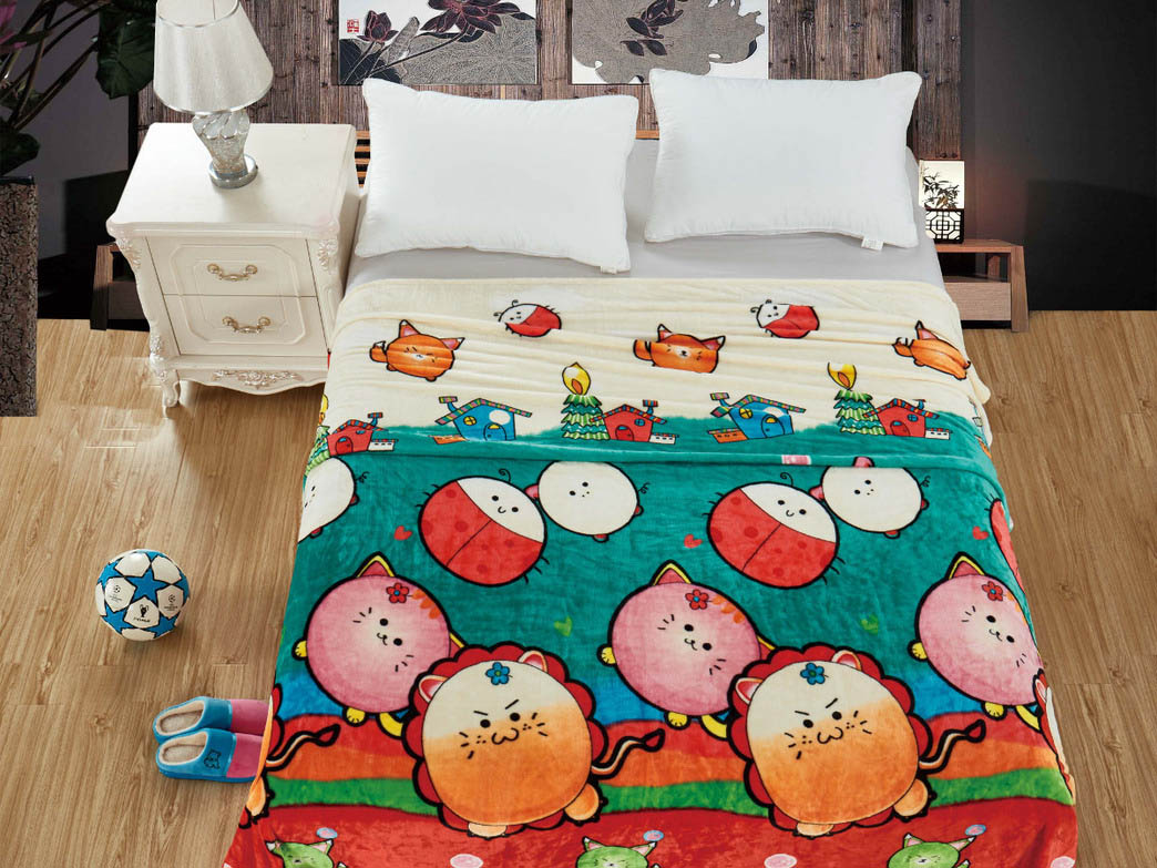 Детские покрывала, подушки, одеяла Cleo Детский плед Carmel (150х200 см) детские покрывала подушки одеяла cleo детский плед carmel 150х200 см