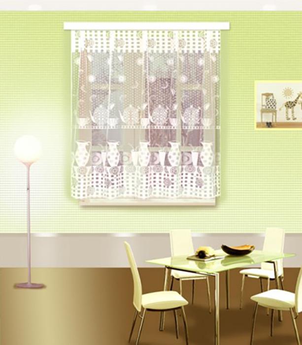 Шторы Лента Классические шторы Allier Цвет: Белый шторы tac классические шторы winx цвет персиковый 200x265 см