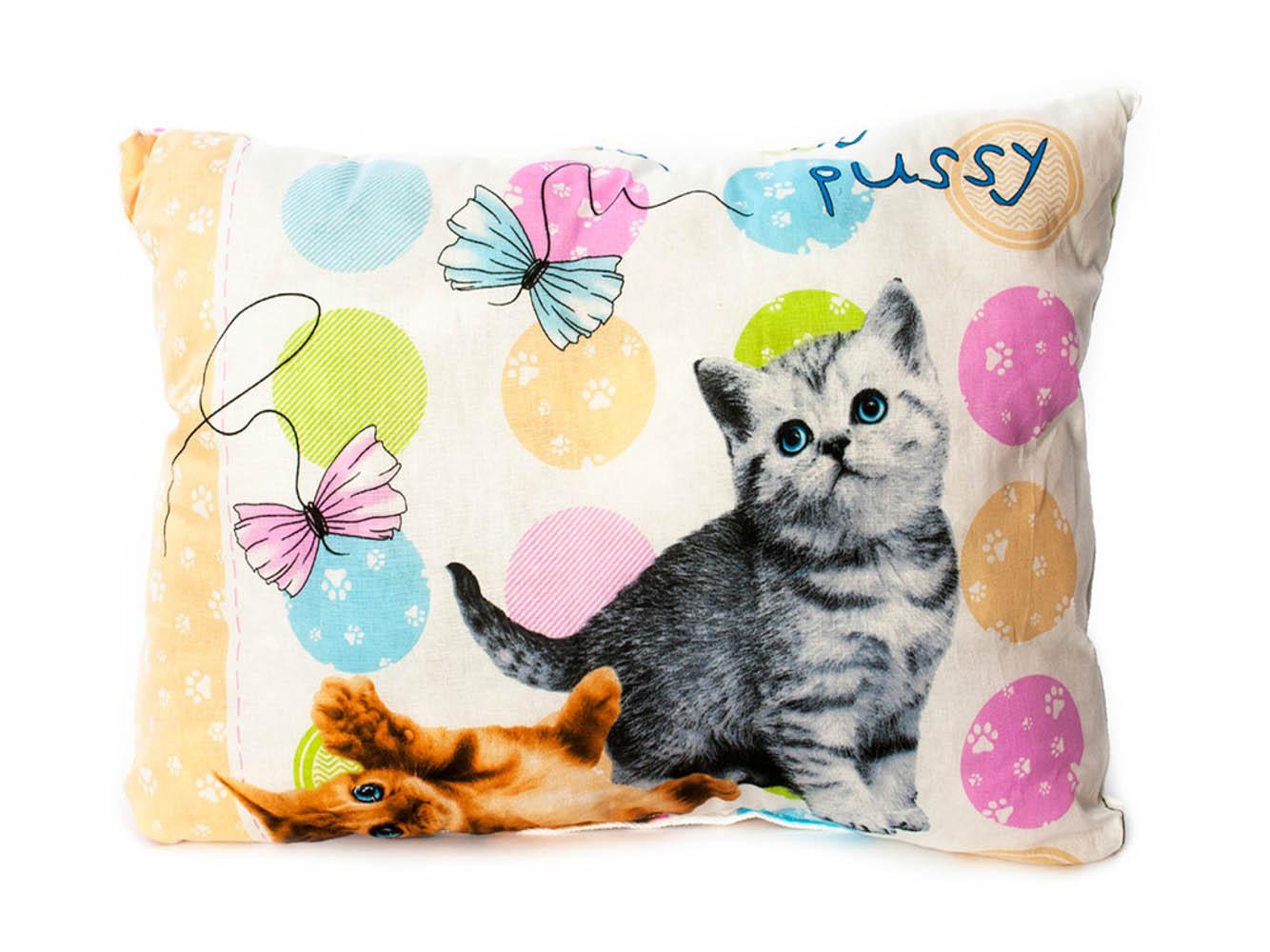 Детские покрывала, подушки, одеяла Cleo Детская подушка Mixx (40х60)