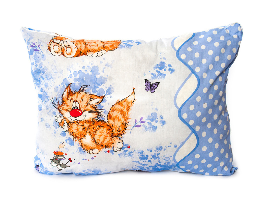Детские покрывала, подушки, одеяла Cleo Детская подушка Graziella (40х60)