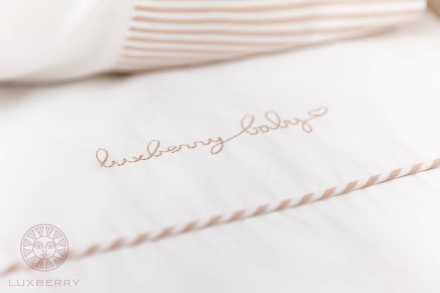Детское постельное белье и комлекты Luxberry Чехол для бампера Совята Цвет: Жемчужно-Коричнево-Белый бампера на приору в ростове