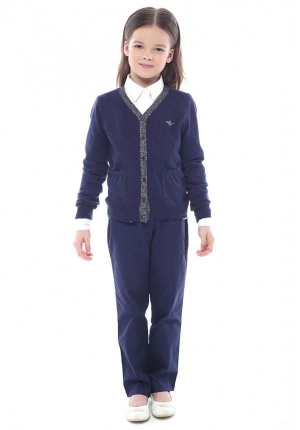 Детские брюки, шорты Luce della Vita Детские брюки Ursula Цвет: Темно-Синий (3-4 года)