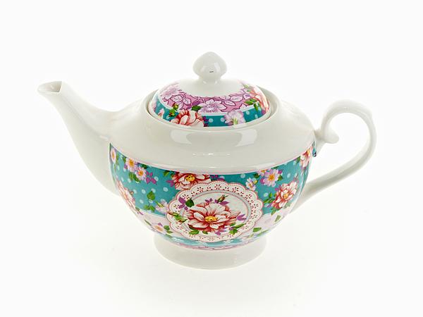 {} Nouvelle Заварочный чайник Цветочные Кружева (16х16х26 см) чайник заварочный 1100 мл nouvelle чайник заварочный 1100 мл