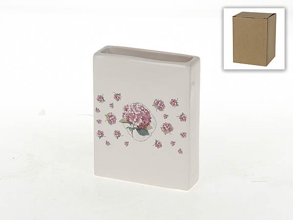 {} Nouvelle Ваза Розовая Гортензия (3х11х14 см) ваза подвесная triangle