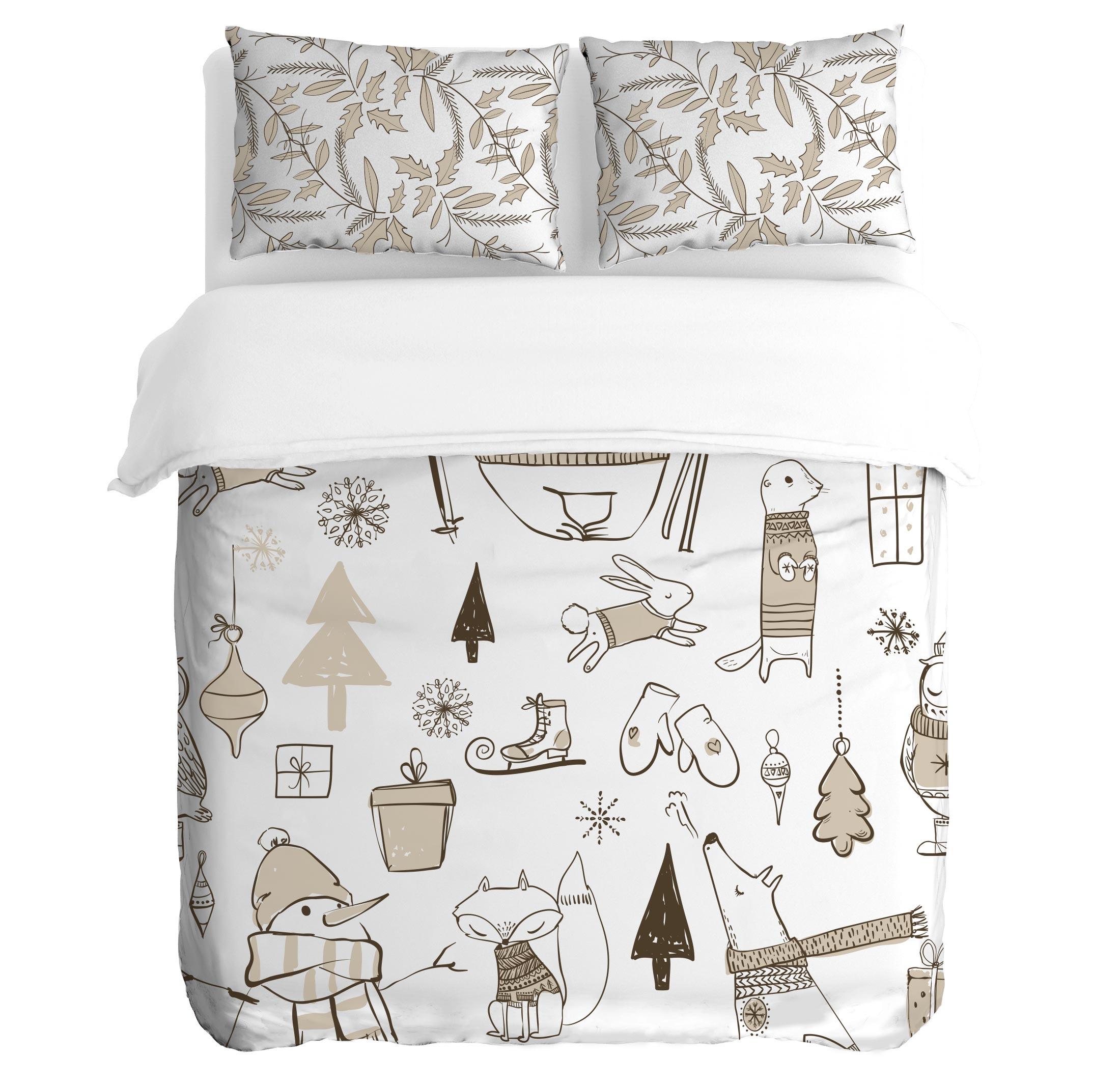 Постельное белье Peach Постельное белье Happy holiday (1,5 спал.) постельное белье мартекс постельное белье микрофибра 3d визит