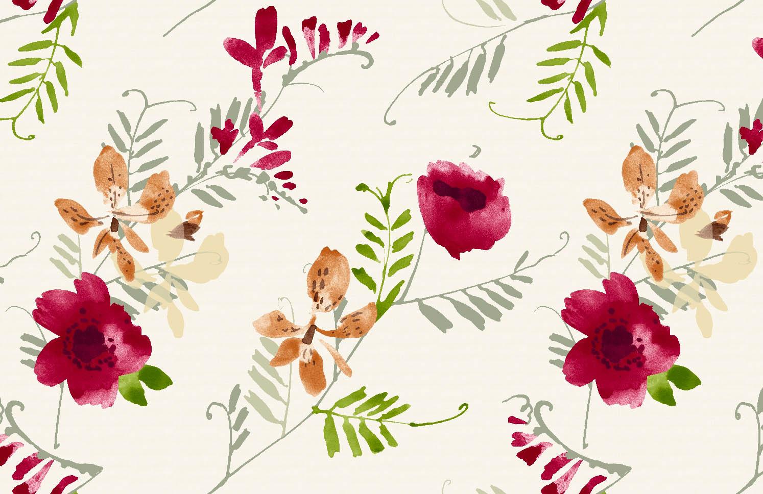 Шторы PASIONARIA Классические шторы Монро Цвет: Красный шторы tac классические шторы winx цвет персиковый 200x265 см