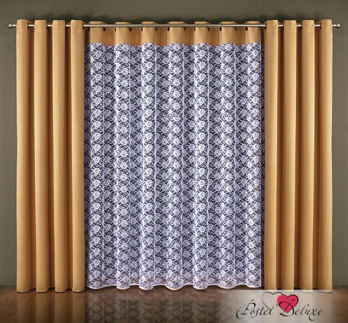 Шторы Wisan Классические шторы Blackout Цвет: Светло шторы tac классические шторы winx цвет персиковый 200x265 см