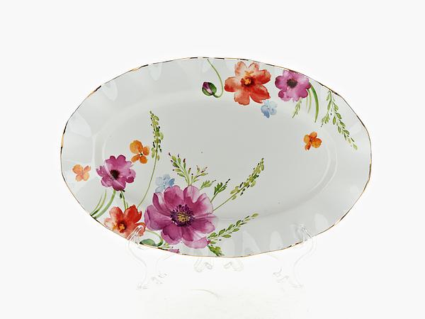 {} Best Home Porcelain Блюдо Summer Day (3х19х31 см) россия блюдо 3 спопки