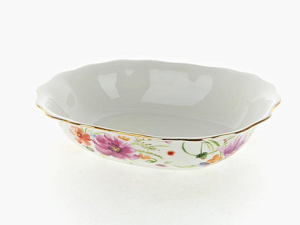 {} Best Home Porcelain Блюдо Summer Day (6х19х25 см)