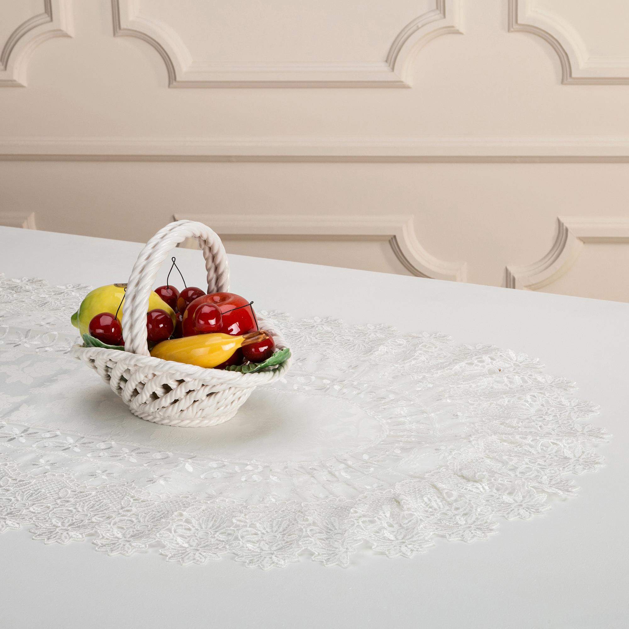 {} Arti-M Дорожка на стол Brayden Цвет: Белый (50х100 см) arti m дорожка на стол brayden цвет бежевый 50х100 см