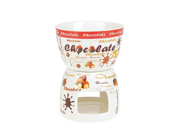 {} ENS GROUP Набор для шоколадного фондю Chocolate (10х10х20 см) ens group набор кружек веселый горошек 230 мл