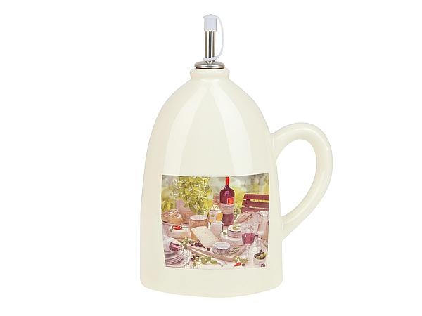 {} ENS GROUP Бутылка для масла Тоскана (9х18х24 см) ens group подставка для яйца пасхальный петушок 6х7х9 см