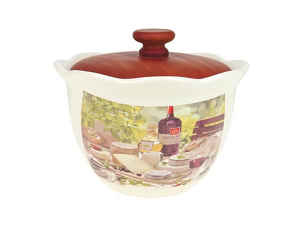 {} ENS GROUP Салатник Тоскана (16х20 см) ens group салатник красный петушок 5х16 см