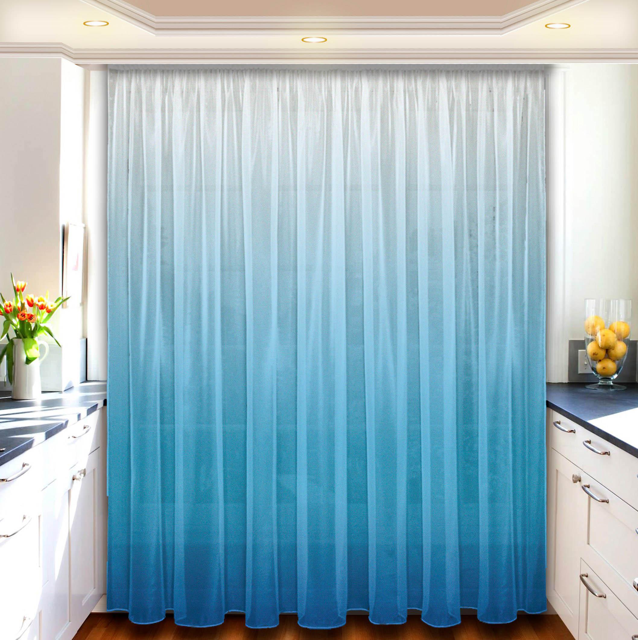 Шторы РеалТекс Классические шторы Карнавал Цвет: Голубой шторы реалтекс классические шторы alberta цвет персиковый молочный