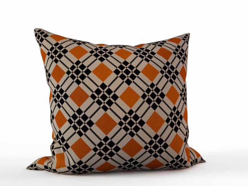 Декоративные подушки StickButik Декоративная подушка Старый Орнамент (45х45)