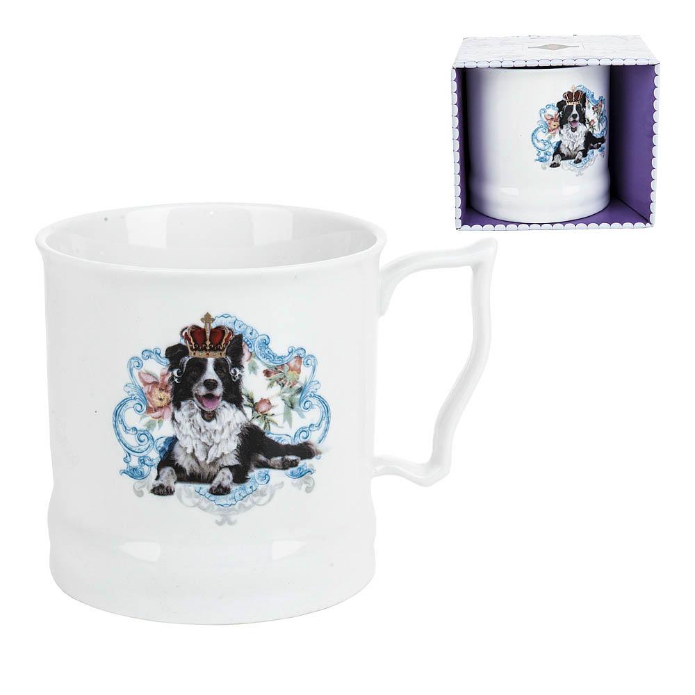 {} Polystar Кружка Королевские Собаки (485 мл) кружка polystar collection джем 400 мл