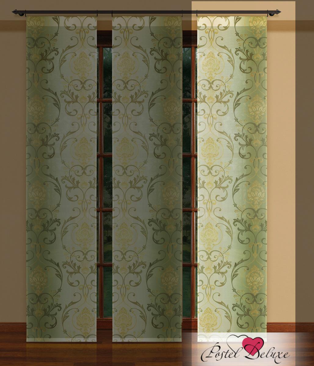 Шторы Haft Японские шторы Louis Цвет: Кремовый