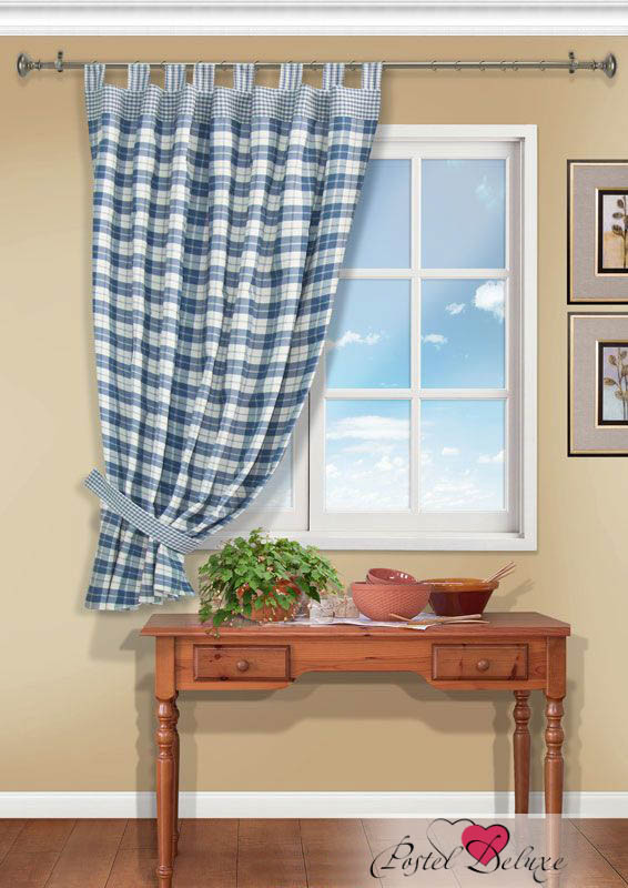 Шторы Kauffort Классические шторы Cottage A шторы интерьерные kauffort штора provence k на тесьме 136х175