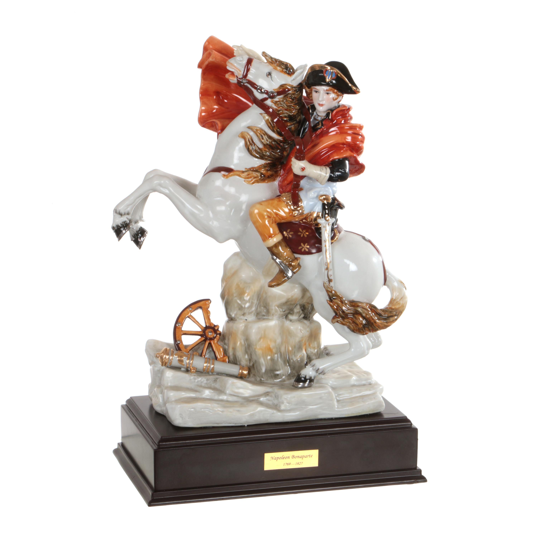 {} Lefard Статуэтка Наполеон (17х27х43 см) статуэтка lefard африканка 174 311