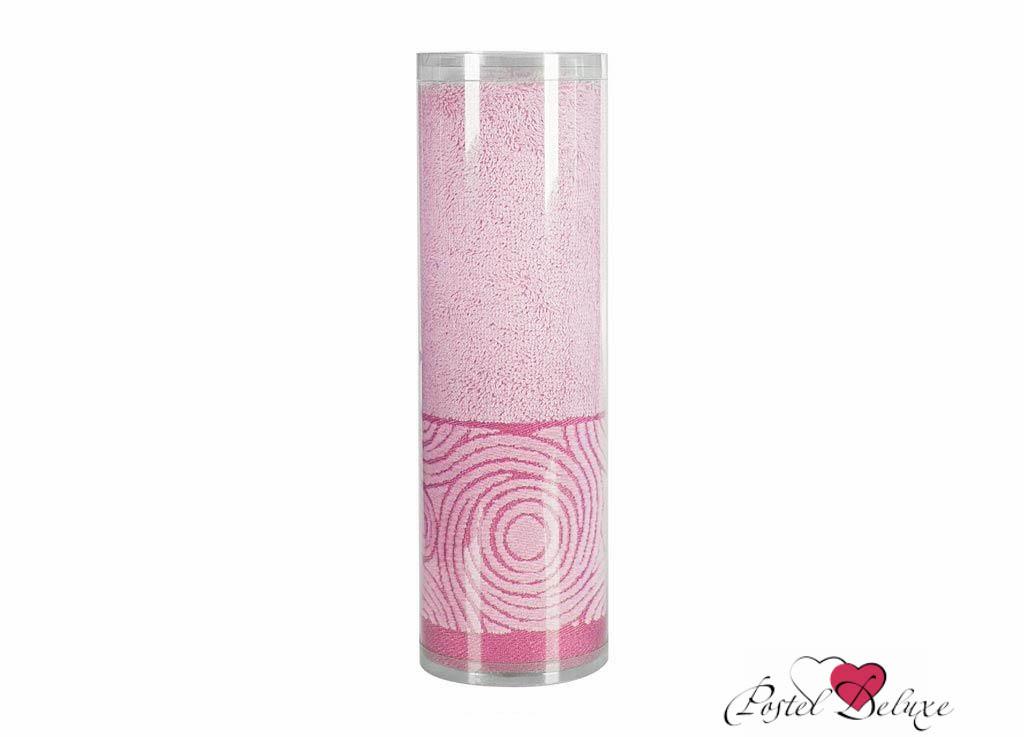 где купить Полотенца Soavita Полотенце Поэма Цвет: Розовый (70х140 см) по лучшей цене
