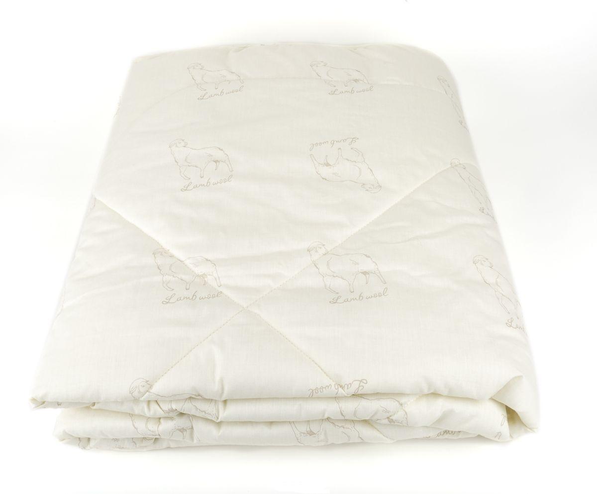 где купить Одеяла CLASSIC by T Одеяло Меринос-Натурэль Всесезонное (175х200 см) по лучшей цене