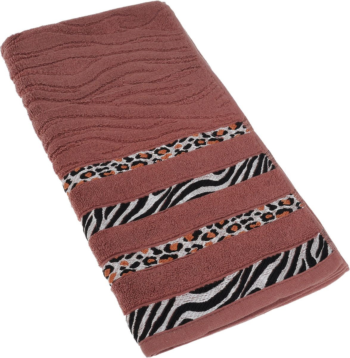 Полотенца Soavita Полотенце Savanna Цвет: Какао (50х90 см) кольца savanna кольца