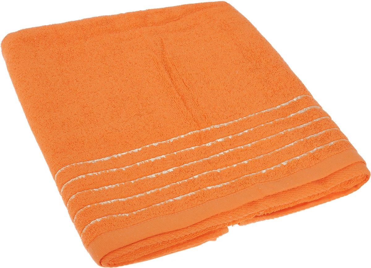 Полотенца Soavita Полотенце Olivia Цвет: Оранжевый (70х140 см) полотенца soavita полотенце olivia цвет розовый 50х90 см