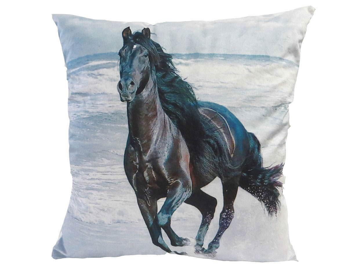 Декоративные подушки Унисон Декоративная подушка Horse (45х45) подушка арти м декоративная 45х45 см цветы 703 694 37