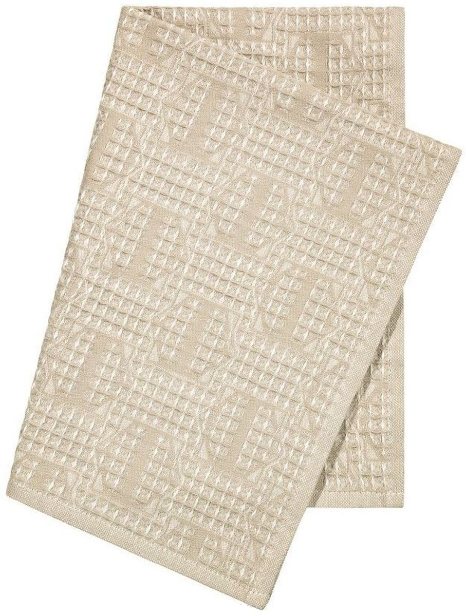 цены {} Togas Кухонное полотенце Арно Цвет: Светло-Бежевый (40х60 см - 2 шт)