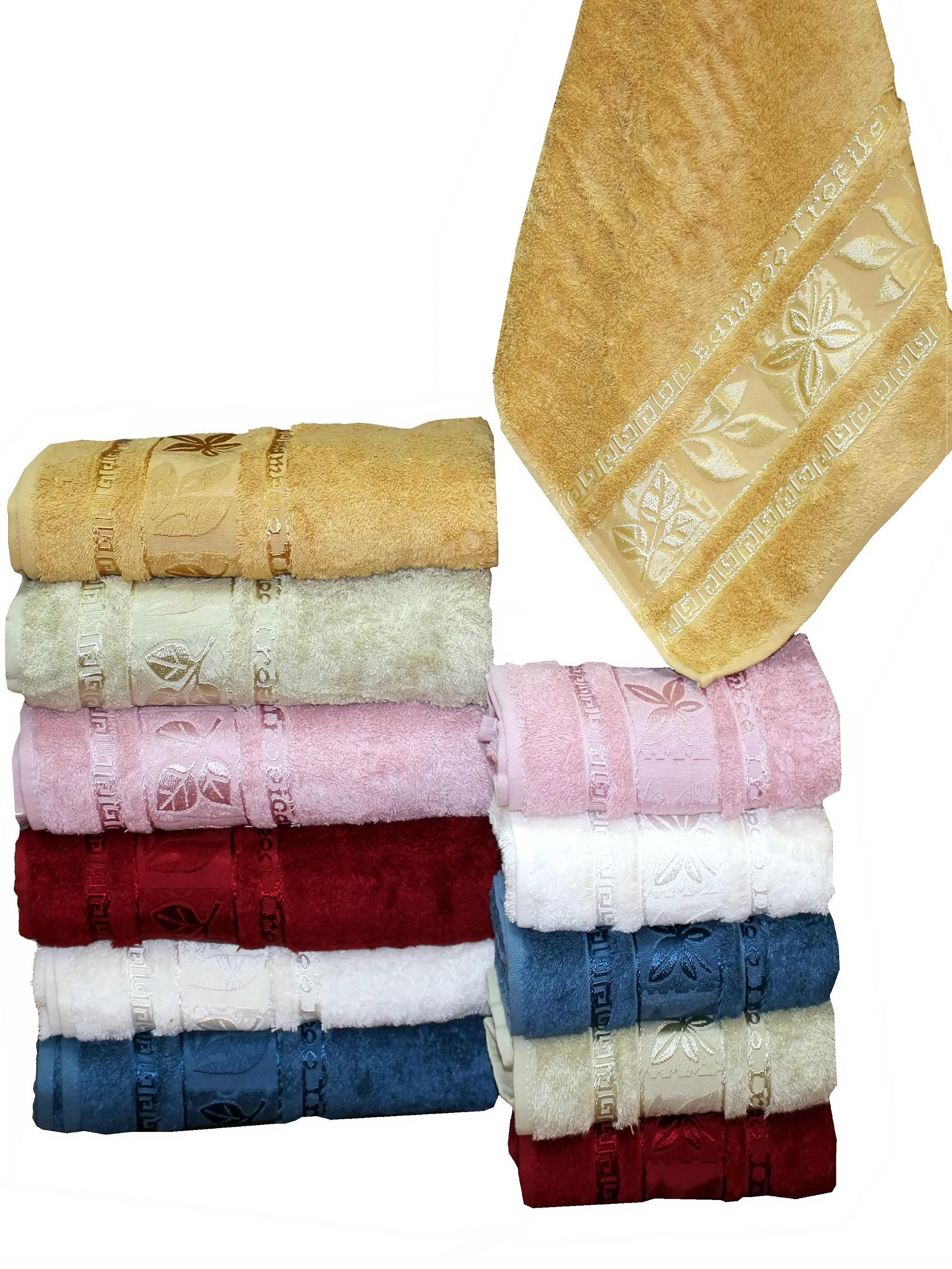 Полотенца Sikel Полотенце Tropikal (70х140 см - 6 шт) sikel набор из 2 полотенец nazande цвет коричневый