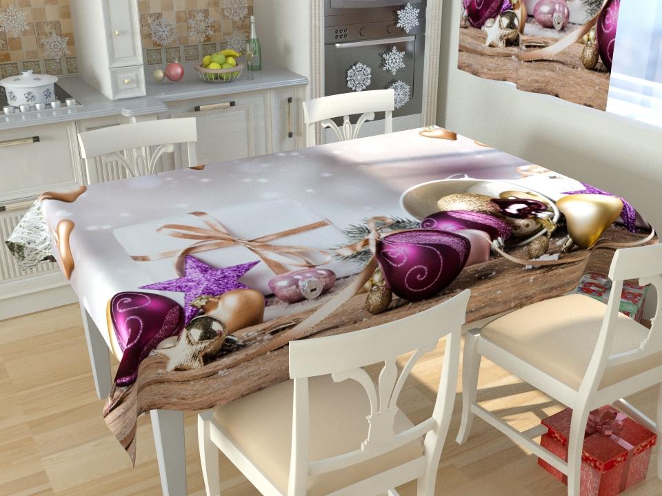 Скатерти и салфетки Elegante Скатерть Kodey (145х200 см) скатерти и салфетки elegante скатерть улыбка 120х150 см