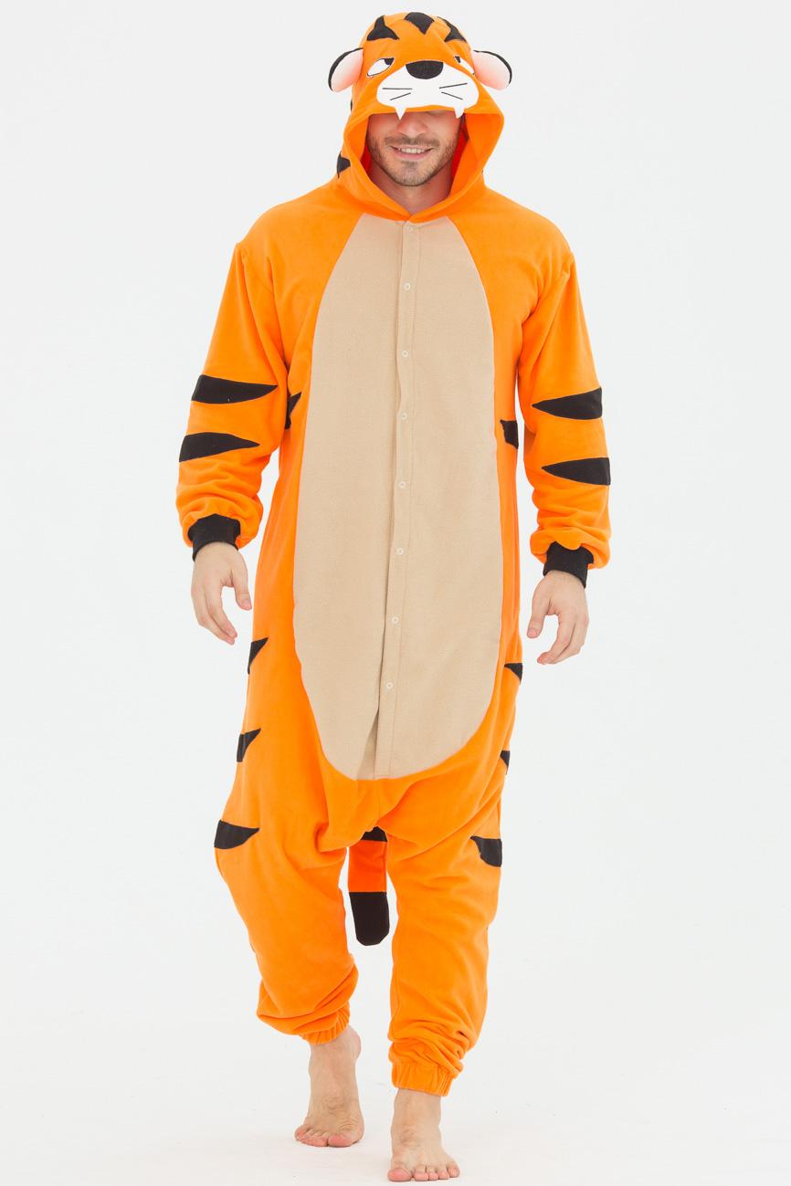 Пижамы Футужама Пижама-кигуруми Тигр (xS)