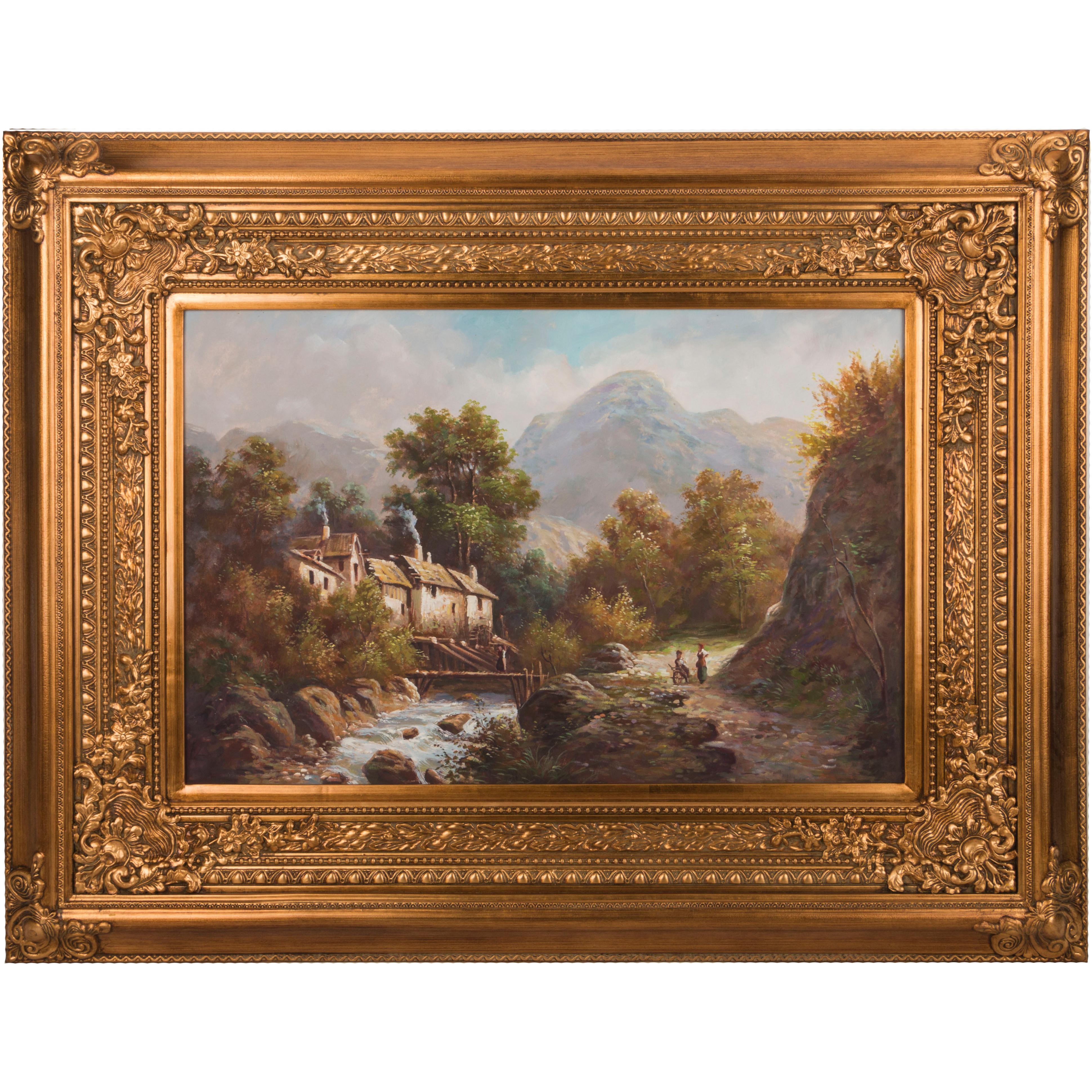 {} Frame Factory Картина Lexine (104х133 см) frame factory картина susana 90х120 см