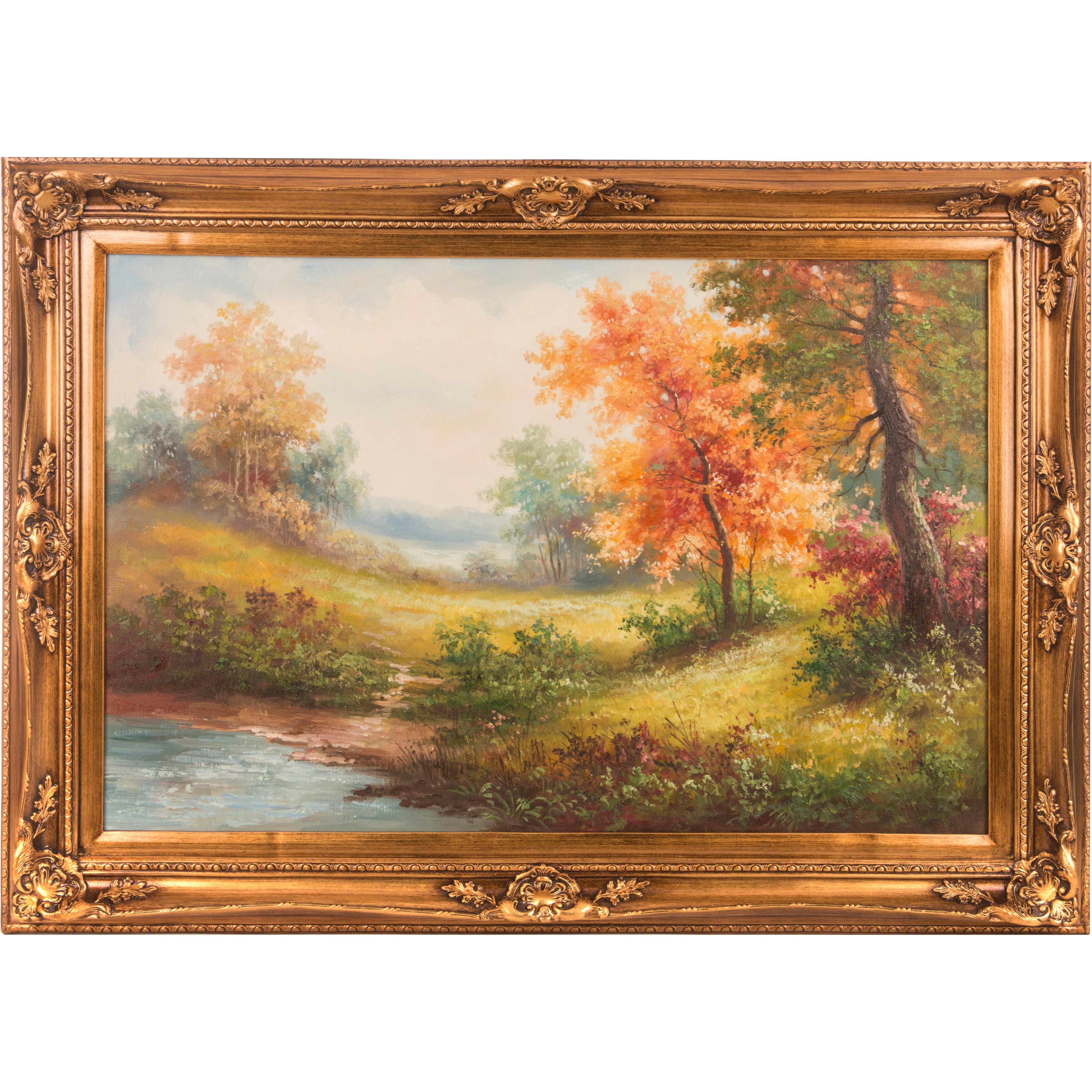 {} Frame Factory Картина Aubrey (80х110 см) frame