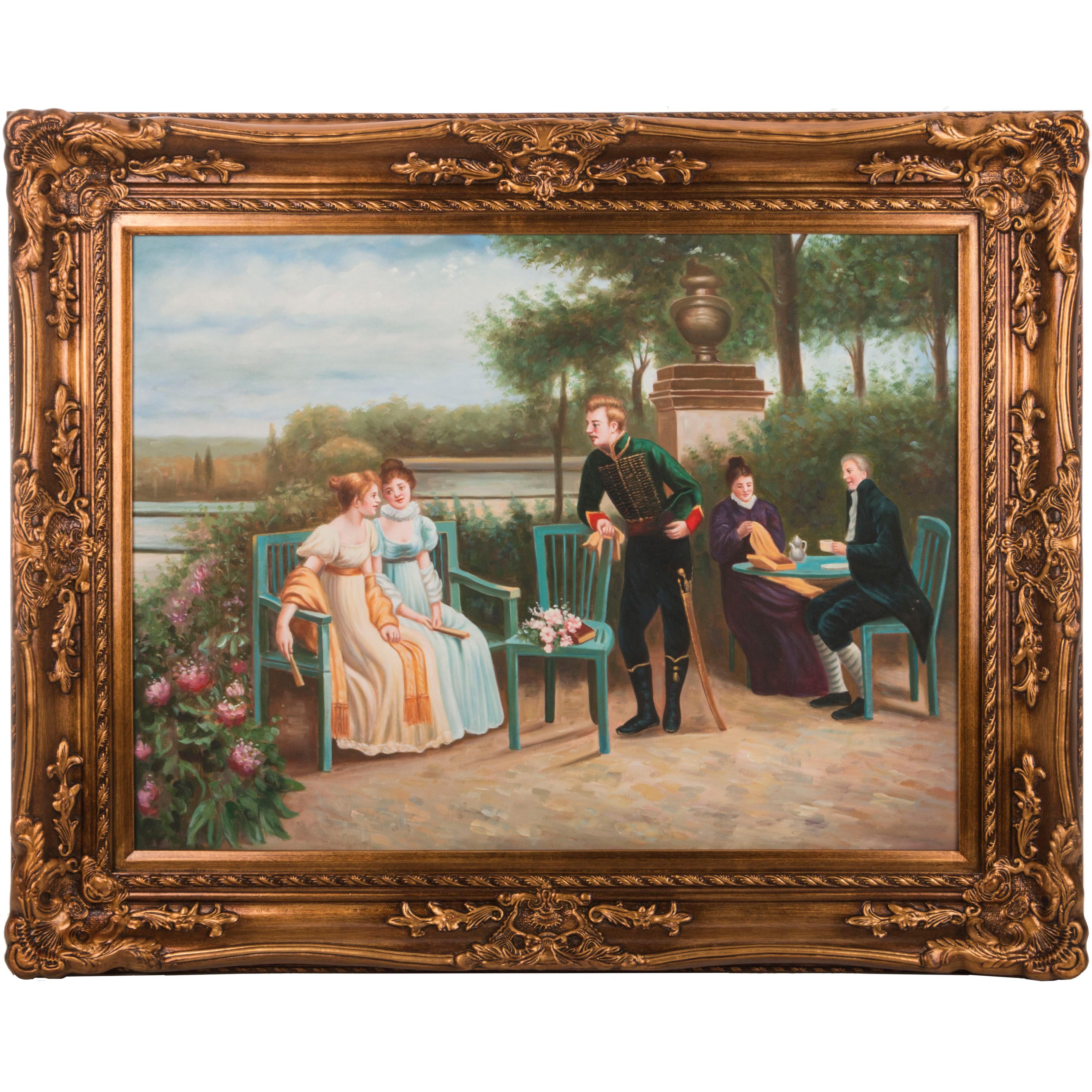 {} Frame Factory Картина Salina (101х128 см) frame factory картина wayland 79х89 см