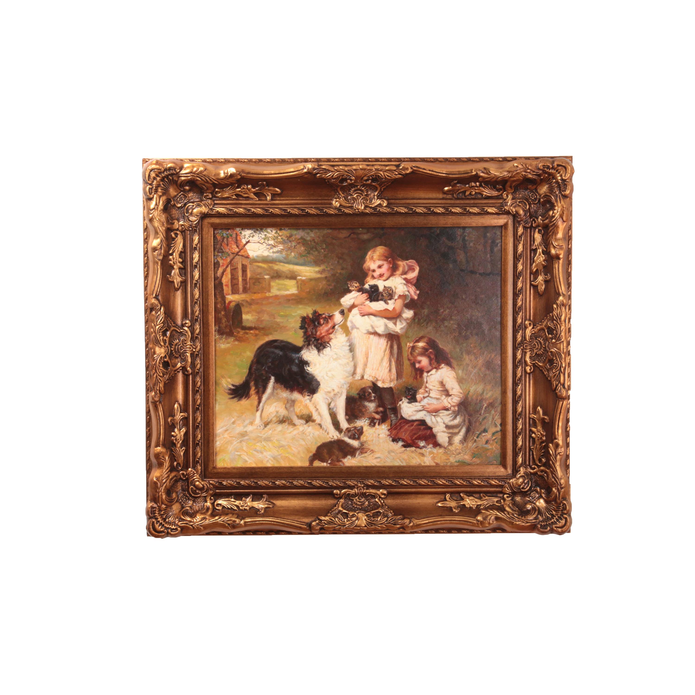 {} Frame Factory Картина Радость (79х89 см) frame factory картина wayland 79х89 см