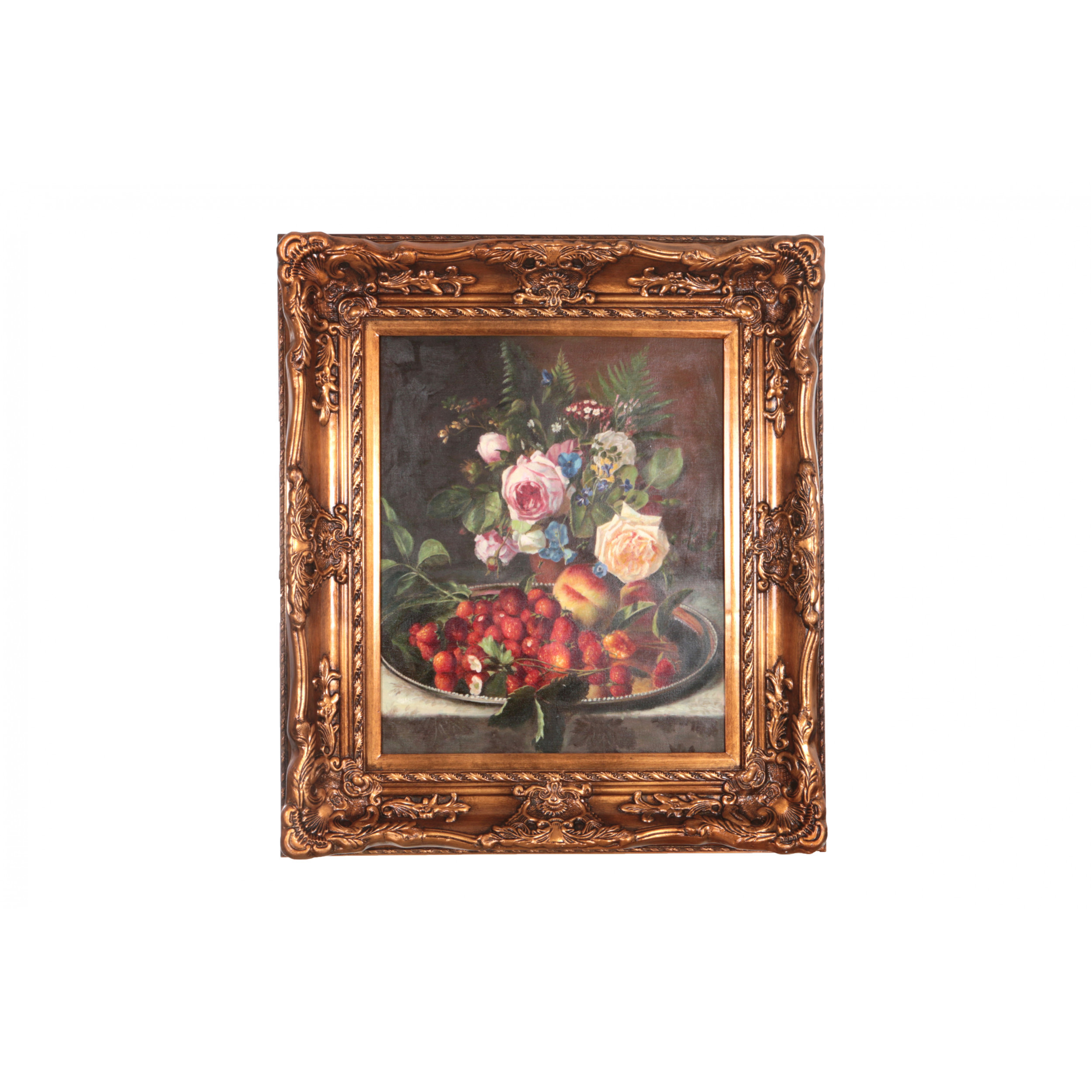 {} Frame Factory Картина Pamelia (78х88 см) frame factory картина susana 90х120 см