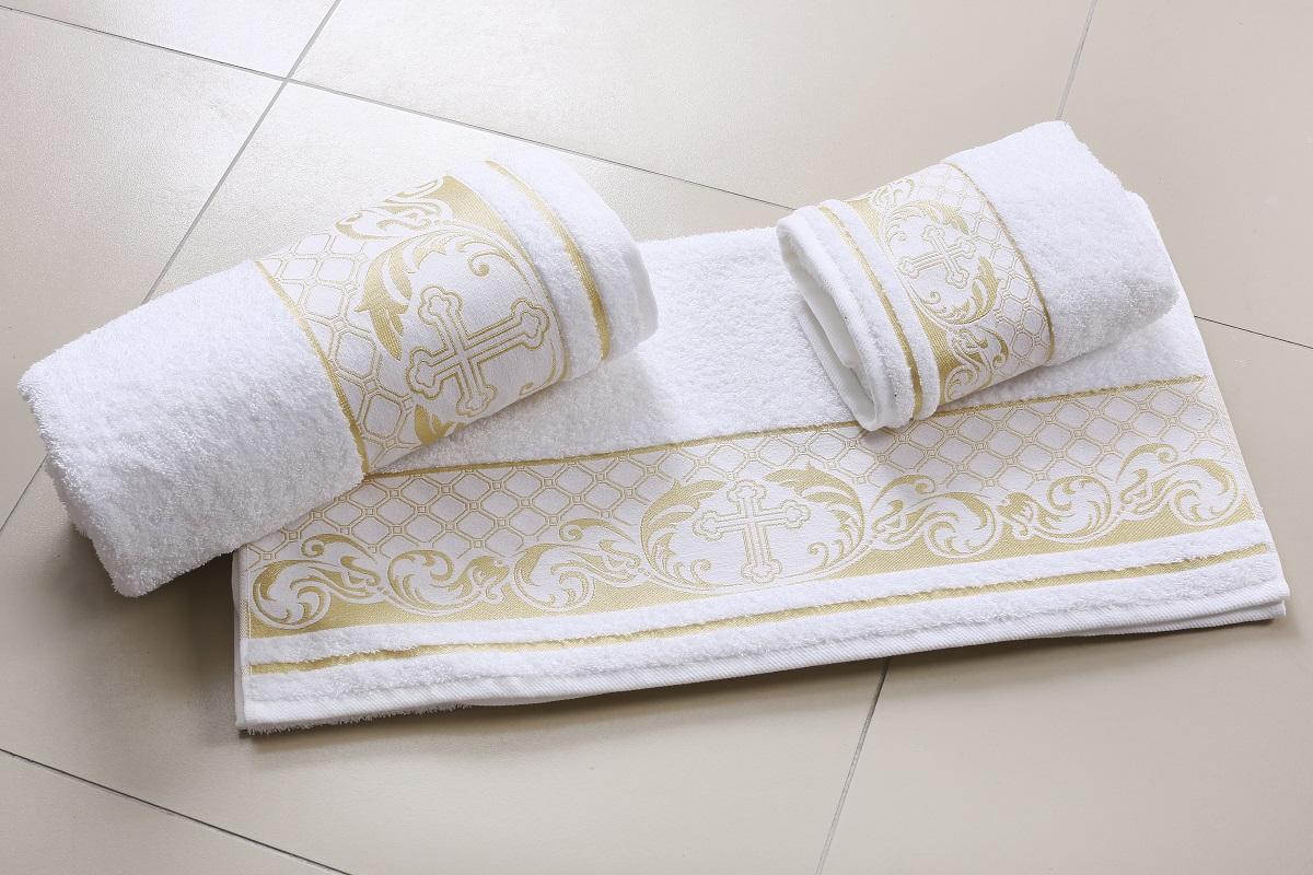 Полотенца Karna Полотенце Saint (70х140 см) karna karna полотенце innes цвет красный 70х140 см