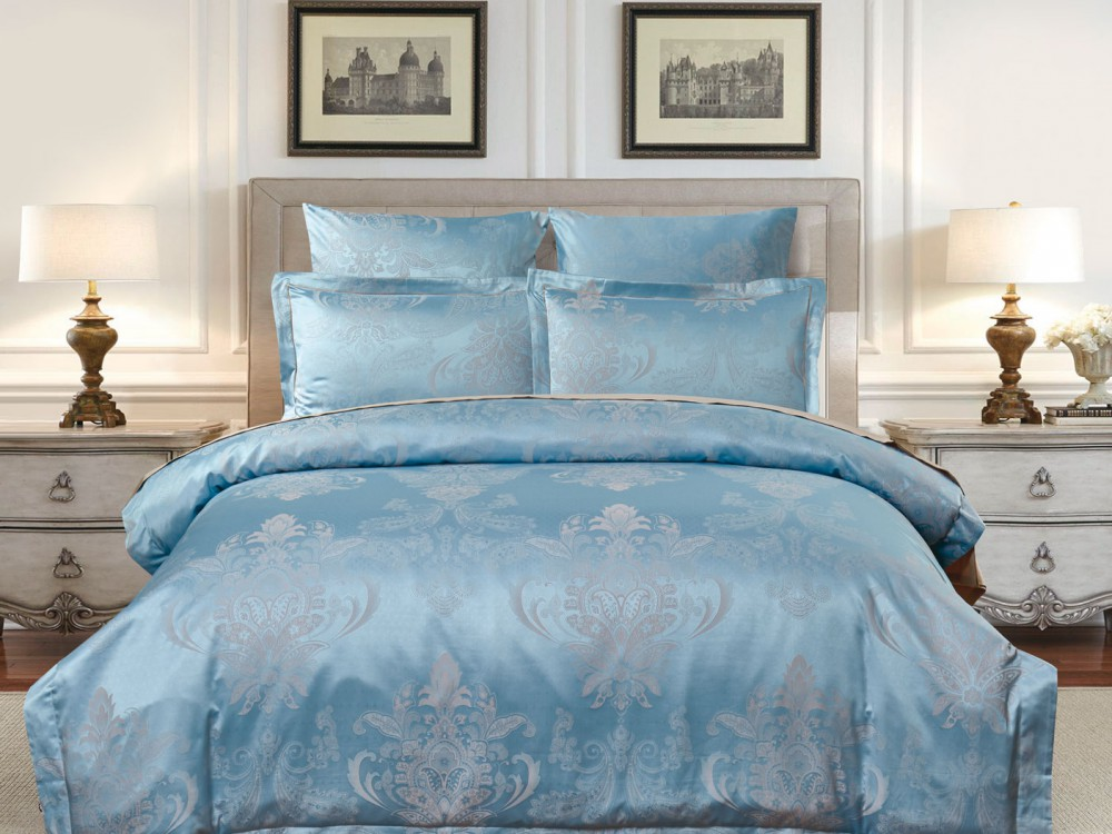 Постельное белье Asabella Постельное белье Sonya  (2 сп. евро) постельное белье asabella постельное белье 1 5 спальное тенсел сатин
