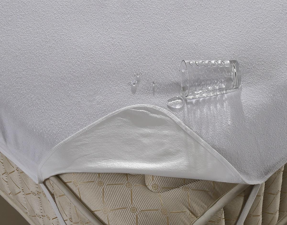 Наматрасники и чехлы для матрасов Karna Наматрасник Lane (90х200 см) наматрасник karna 100 200 см с пропиткой