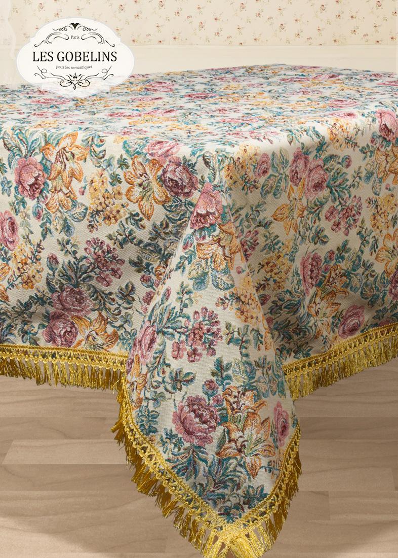 Скатерти и салфетки Les Gobelins Скатерть Arrangement De Fleurs (130х300 см) скатерти duni скатерть 138х220 d s