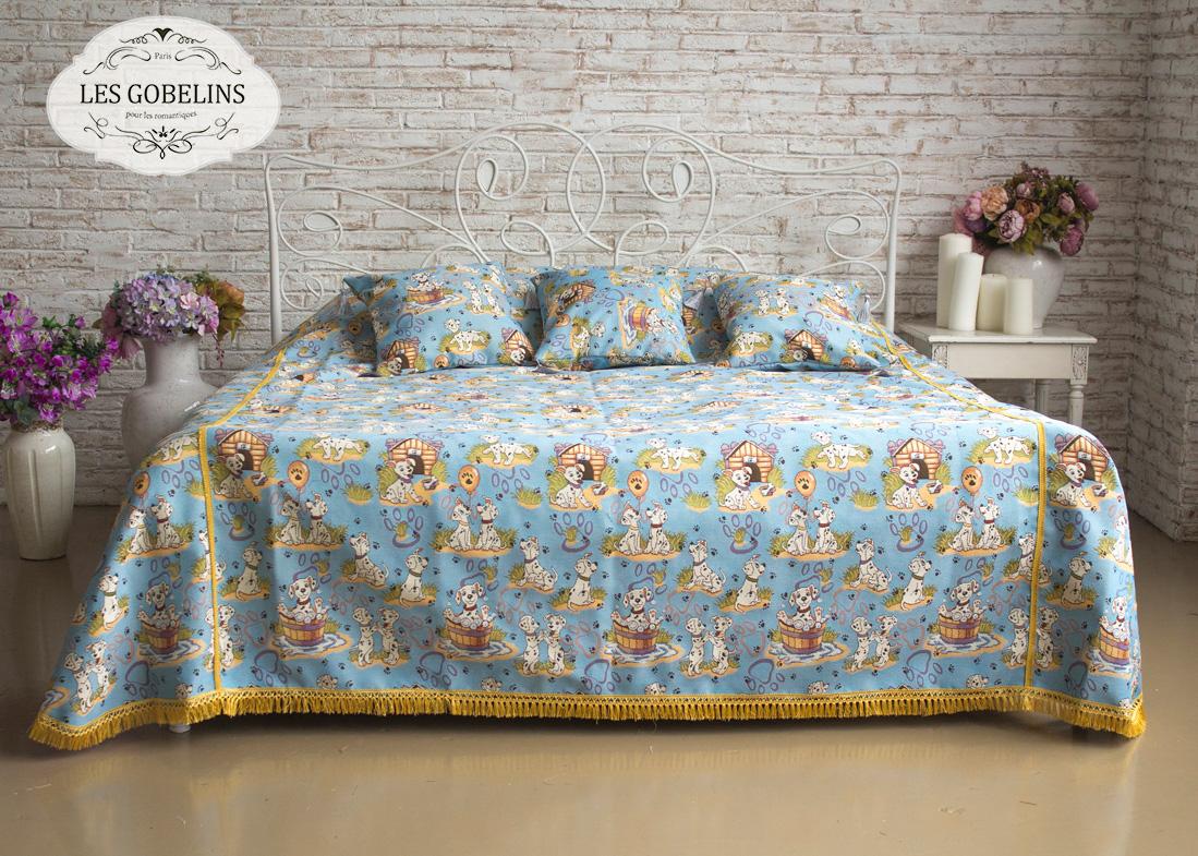 Детские покрывала, подушки, одеяла Les Gobelins Детское Покрывало на кровать Dalmatiens (200х230 см)