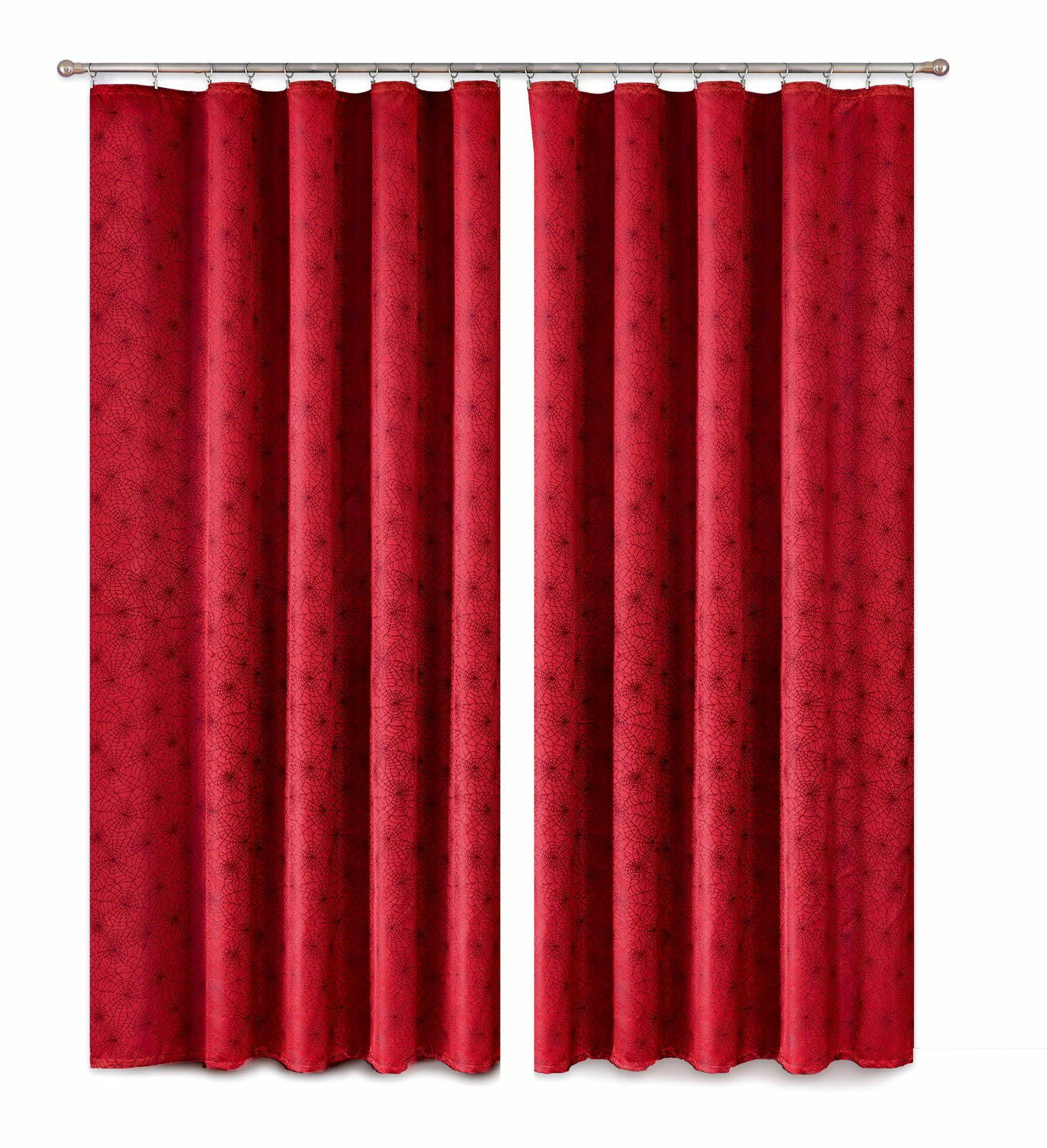 Шторы Primavera Классические шторы Debbie Цвет: Бордовый шторы primavera классические шторы maev цвет персиковый