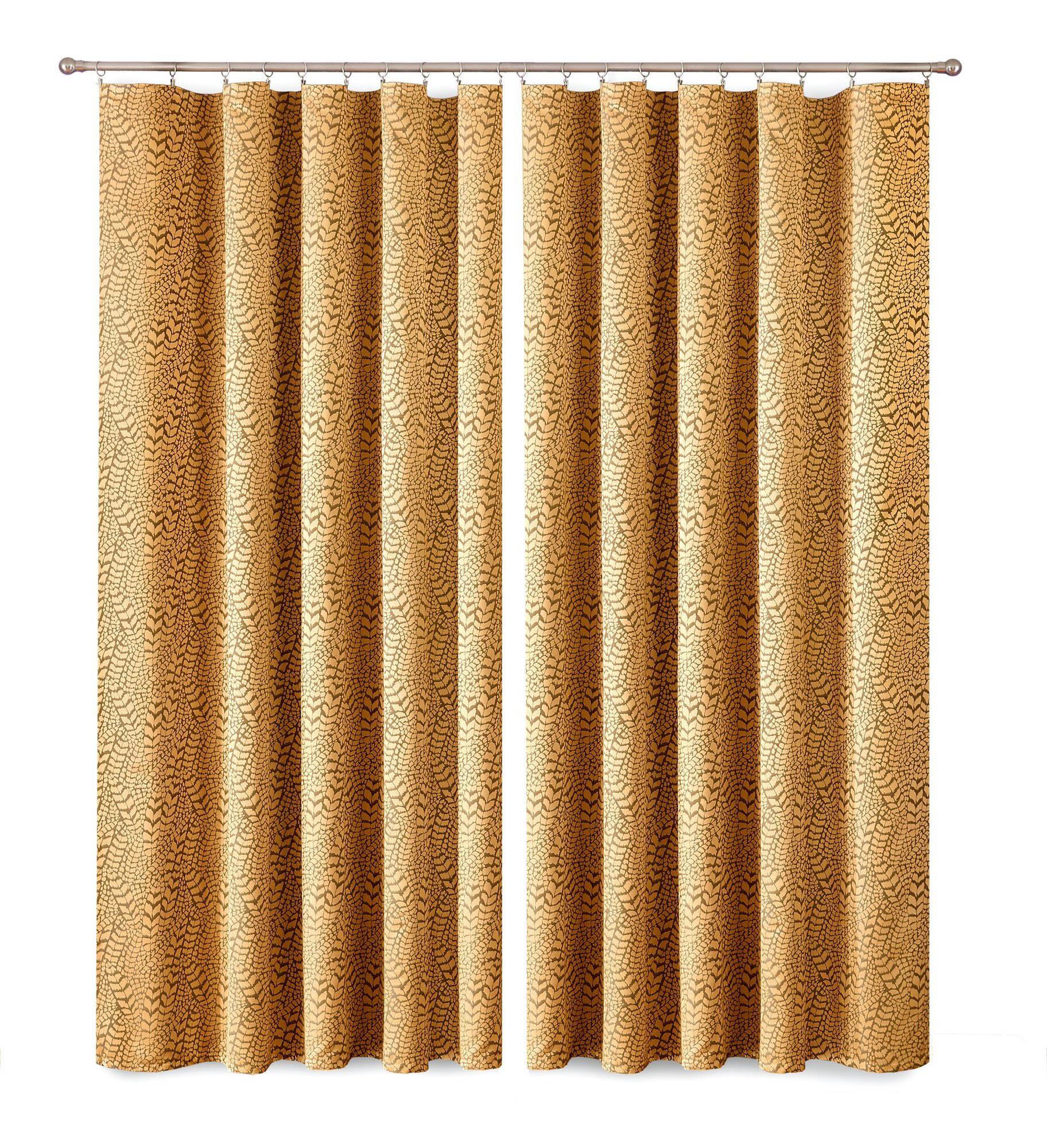 Шторы Primavera Классические шторы Gervasius Цвет: Золотой шторы primavera классические шторы maev цвет сиреневый