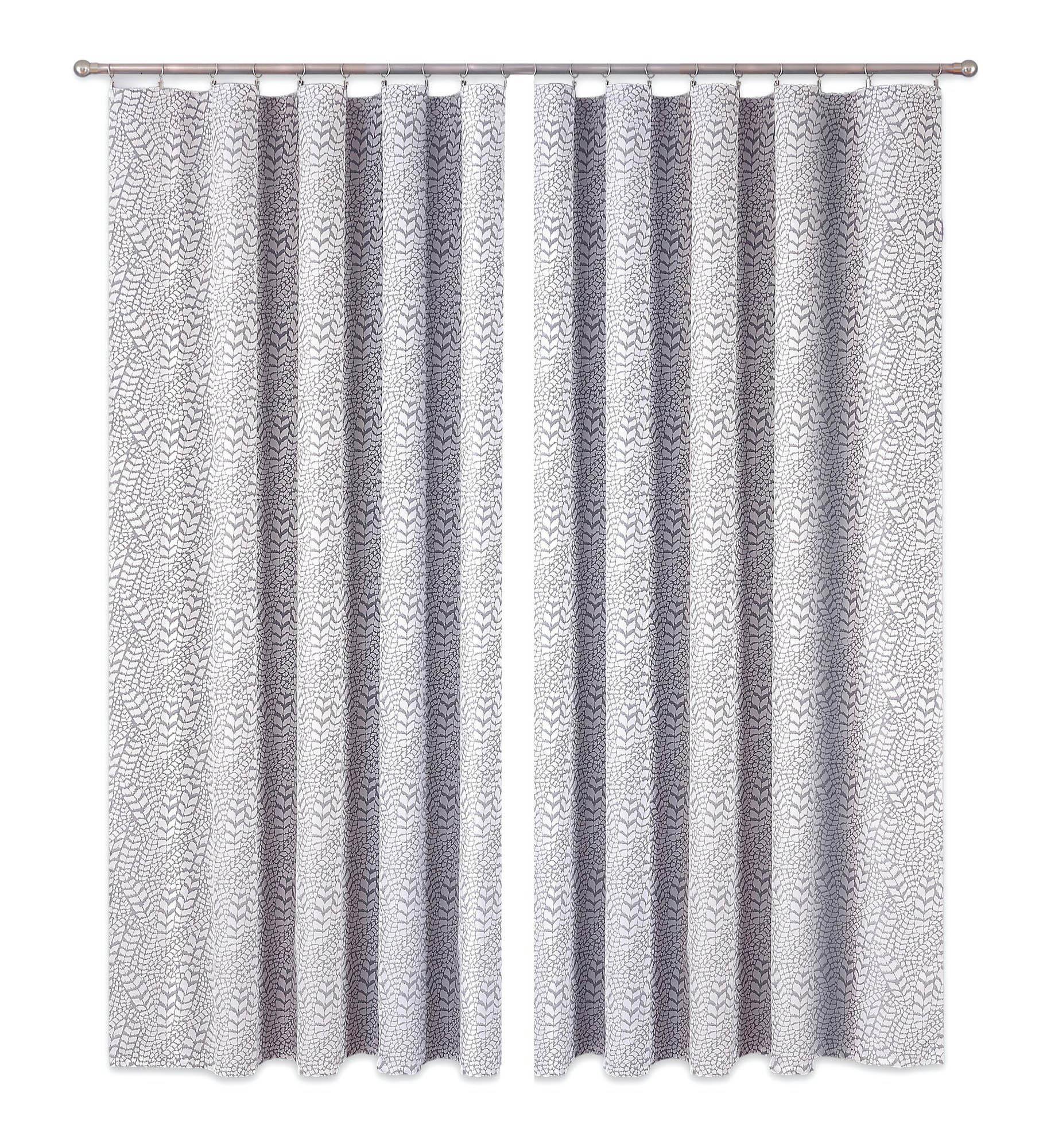 Шторы Primavera Классические шторы Gervasius Цвет: Серый шторы primavera классические шторы tilly цвет серый
