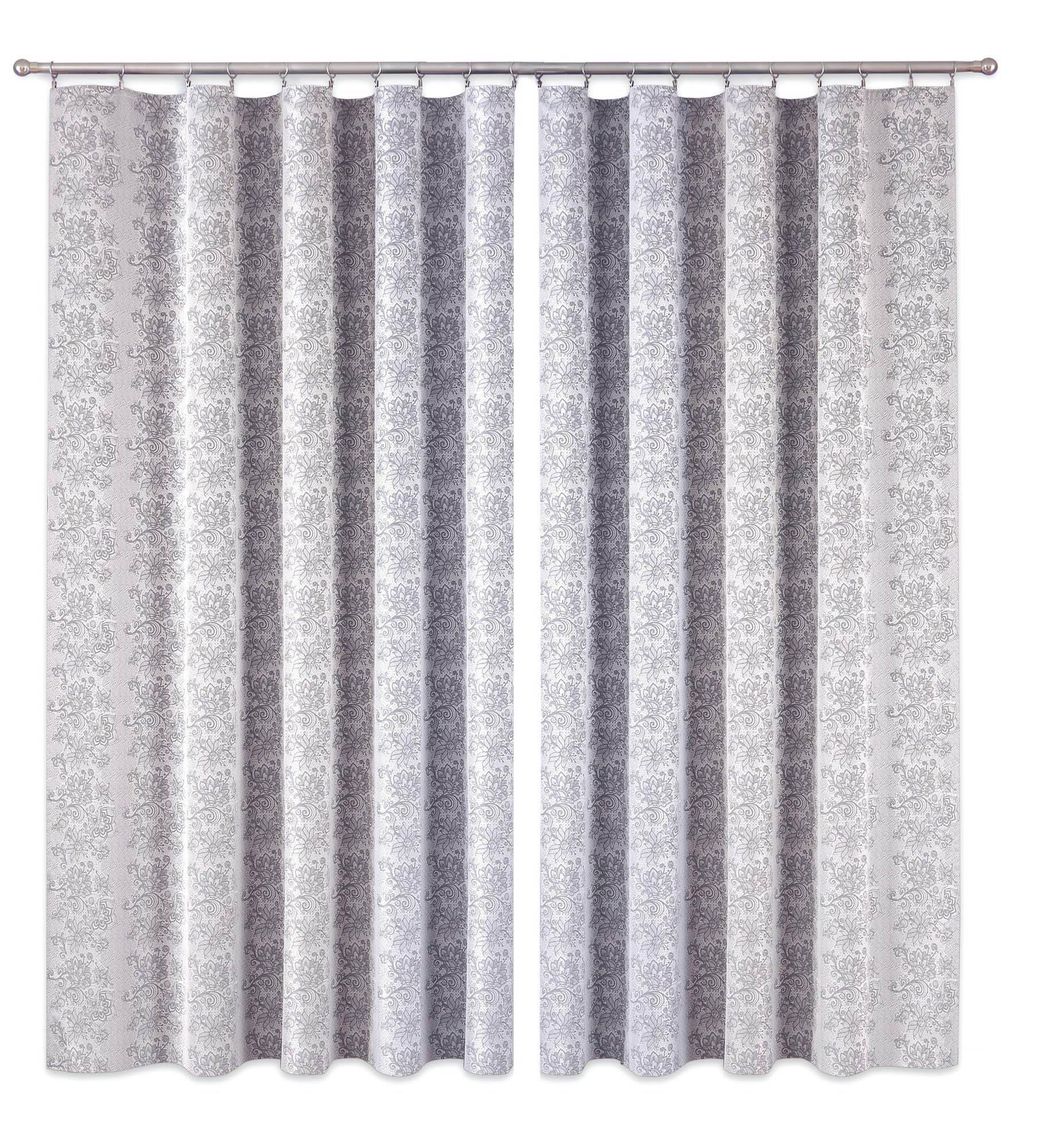 Шторы Primavera Классические шторы Natalie Цвет: Серый шторы primavera классические шторы caroline цвет сиреневый