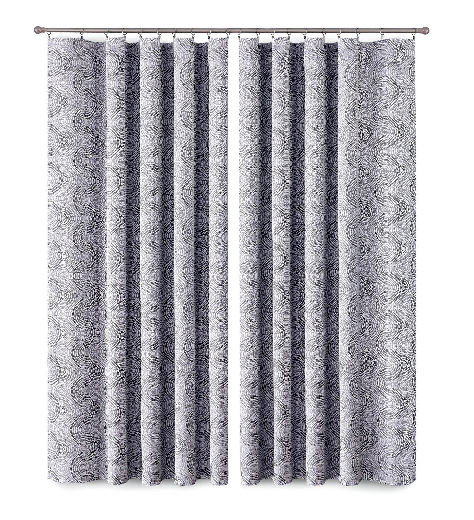 Шторы Primavera Классические шторы Delicia Цвет: Серый шторы primavera классические шторы caroline цвет сиреневый