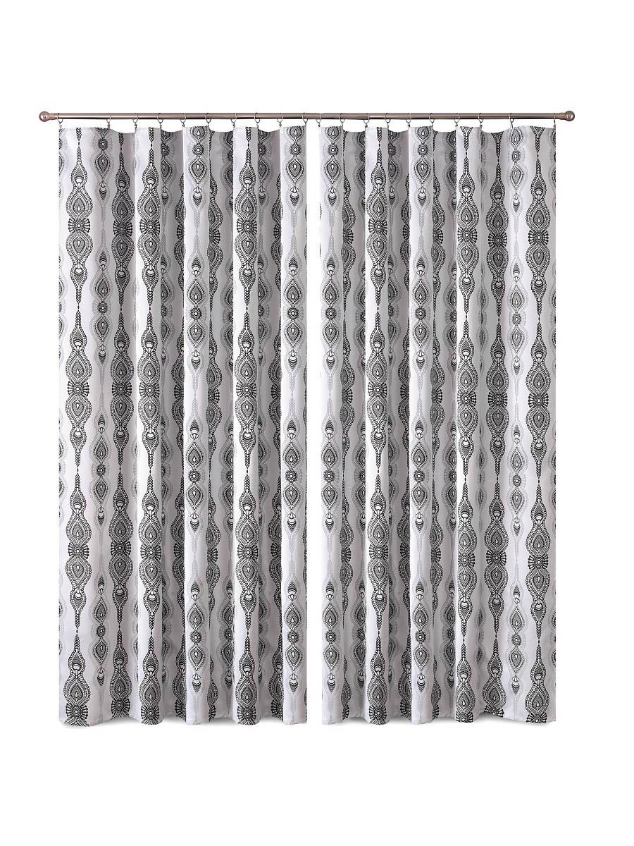 Шторы Primavera Классические шторы Ichabod Цвет: Серый шторы primavera классические шторы caroline цвет сиреневый
